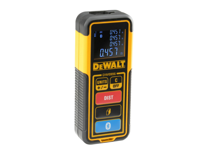 Dewalt-100-Ft-Bluetooth-Enabled-Laser-Distance-Measurer