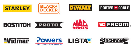 Stanley-Black-and-Decker-Tool-Brands